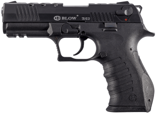 pistola traumatica