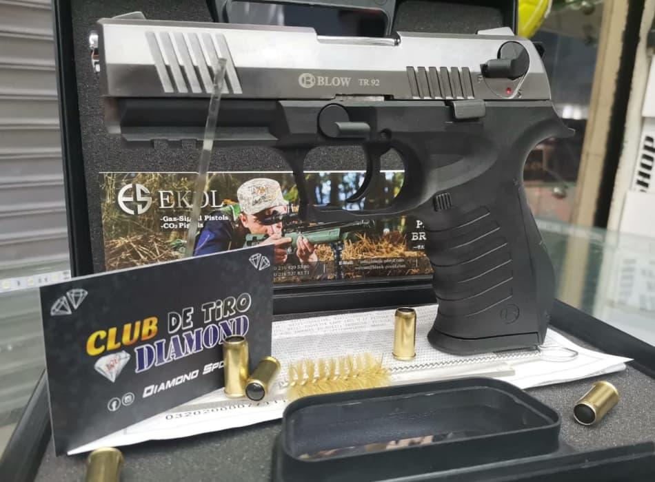 BLOW tr 92 pistola traumática